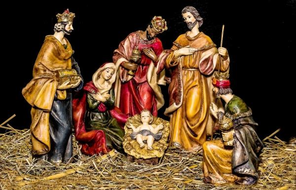 아기 예수의 탄생... 하지만, 12월 25일은 예수의 탄생일이 아니다.(사진=픽사베이)