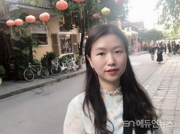 전안나 경기 시흥 조남중 교사