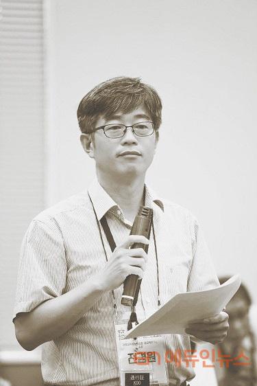 전경원 전교조 참교육연구소 소장/ 하나고 교사