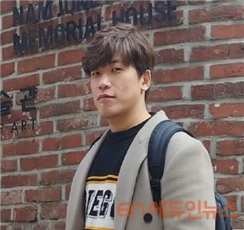 민천홍 춘천 남산초 교사