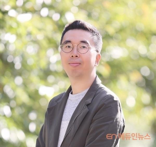 김준호 경기 시흥 장곡중 교사/ 그림책사랑교사모임 운영자